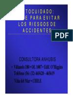 Autocuidado - Clave Para Evitar Accidentes