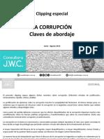 La Corrupción - Claves de Abordaje