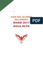 1 Guía Del Alumno ENAM 2017 Aula Alfa