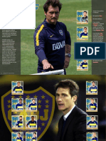 El Analisis de Pablo Petrenas Boca Juniors