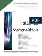 Taller de Matematicas