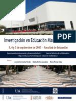 Dialnet-Investigacion En  EducacionMatematica XIX-577276
