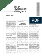 Pau Perez - Psiquiatria en La Guerra Civil Espanola