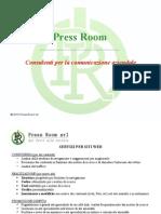 Press Room - servizi web e uffici stampa