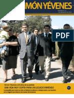 Revista fundación Simón Yévenes