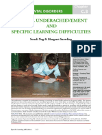 School underachivievement and learning disabilities.pdf