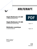 Voltcraft AT-200