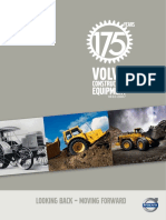 Volvo CE 175 Years Book 1832-2007