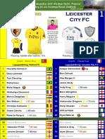 Premier League 171223 round 20 Watford - Leicester 2-1