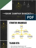 Ppt Bank Sampah