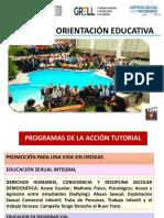 Expo Tutoria Programas
