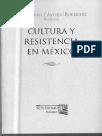 cultura y resistencia en México_I. Sosa y A. Rodríguez