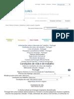 EURES - Condições de Vida e de Trabalho - Vida Cultural e Social - Comissão Europeia