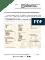 Ficha de Diagnóstico - STC 5