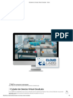Simulador de Ciencias Virtual CloudLabs - Kdoce