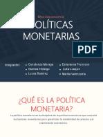 Presentación Economía P.M 1