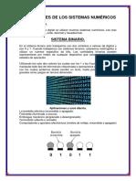 Aplicaciones de Los Sistemas Numéricos