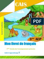 Fr - Niv 3 - Elève - Unité 5 -