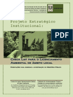 MP Check List Licenciamento Ambiental