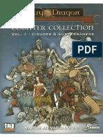 D&D 3E - Counter Collection - Vol 1 - Cidades & Subterrâneos - Biblioteca Élfica.pdf
