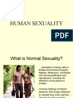 6+ +Sexuality