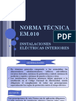 Norma Inst. Electricas