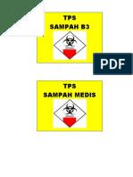 Simbol Sampah