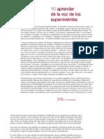 Pau Pérez-Aprender de los supervivientes-20 años CAR Vallecas