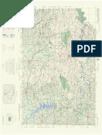 SCN Carta Topografica Matricial CHAPECÓ SG 22 Y C 250.000