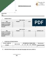 Informe Técnico Pedagógico AREAS