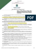 Portaria Nº 2.488, De 21 de Outubro de 2011 - Pnab