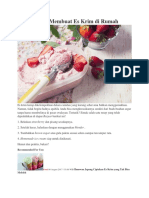 Cara Mudah Membuat Es Krim di Rumah - Uzone.docx