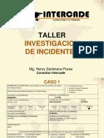 Taller 1 Investigacion Incidentes UNI