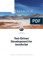 Codeship Test-Driven Development for JavaScript-1