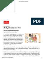 The Economist Avocados Costa Rica