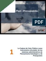 Vinculacion Plan Presupuesto Para Web