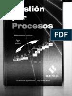 GESTION POR PROCESOS Luis Fernando Agudelo Jorge Escobar PDF