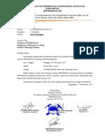 236700_119 Undangan Rapat Kerja Wilayah ITM