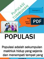 Kelompok 2 - Populasi