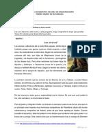Evaluación diagnóstica COMUNICACIÓN - 1° GRADO.docx