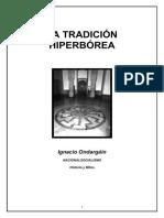 Gran Tradicin Hiperbrea, La - Ignacio Ondargin