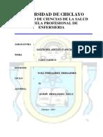 Caso Clinico de Las Mercedes