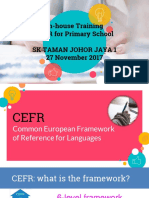 In House Training Cefr Edited