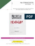 Heterofonía 1