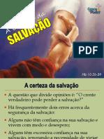A Certeza Da Salvação