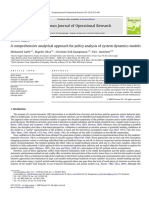 A comprehensive analytical approach for policy analysis of system dynamics models.pdf