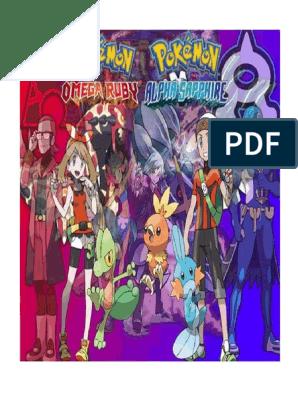 Guia pokemon rubi omega zafiro alfa pdf