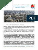 El cambio climático que viene y la Compañías Aseguradoras en España