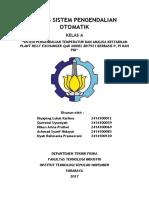 Tugas Sistem Pengendalian Otomatik