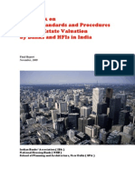 Handbook on Policy, Standards and Procedure for Real Estate Valuation
